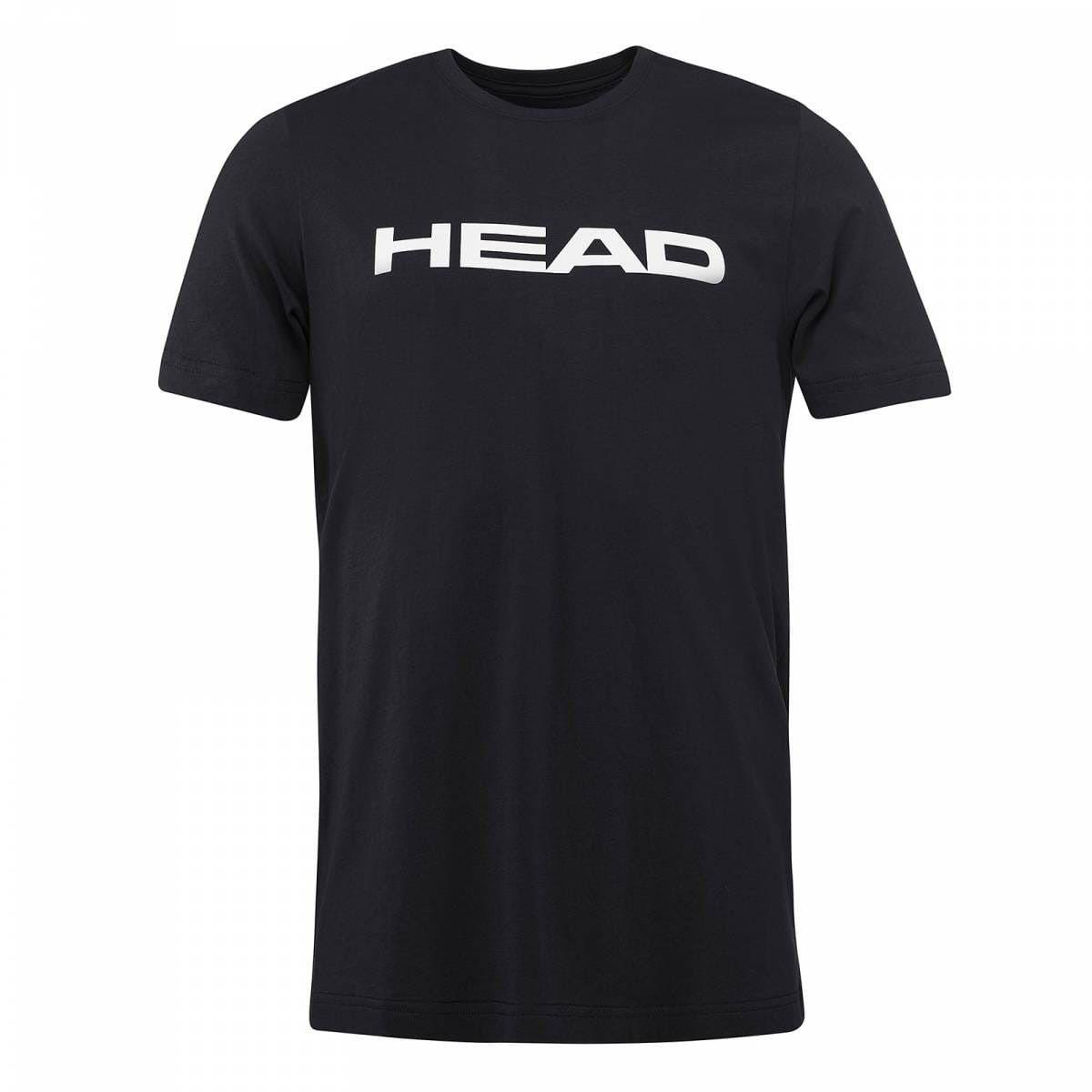 Head Ivan T-Shirt Jr - black/white