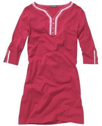 Craghoppers Koszulka damska tunika chińska retro różowy rozmiar: 44