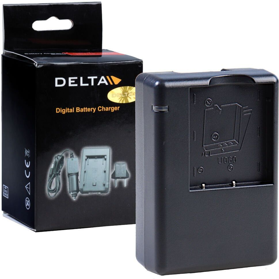 Ładowarka Delta U060 Panasonic CGA-S004, DMW-BCB7