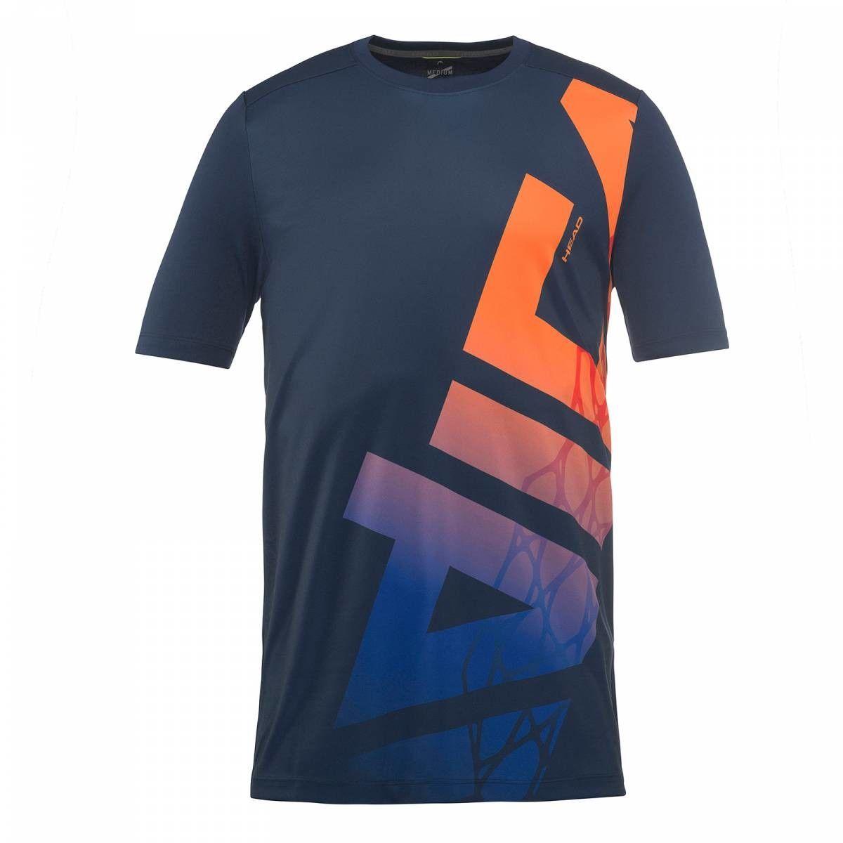 Head Vision Radical T-shirt B - navy
