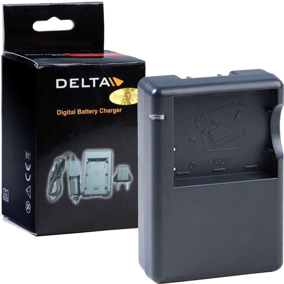 Ładowarka Delta U020 Panasonic CGA-S005, DMW-BCC12, Fuji NP-70