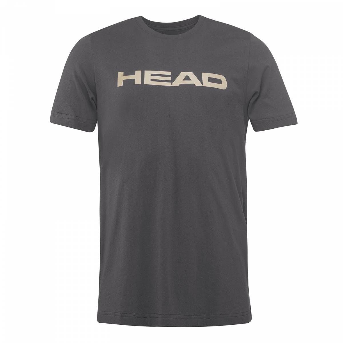 Head Ivan T-Shirt Jr - anthracite/dust