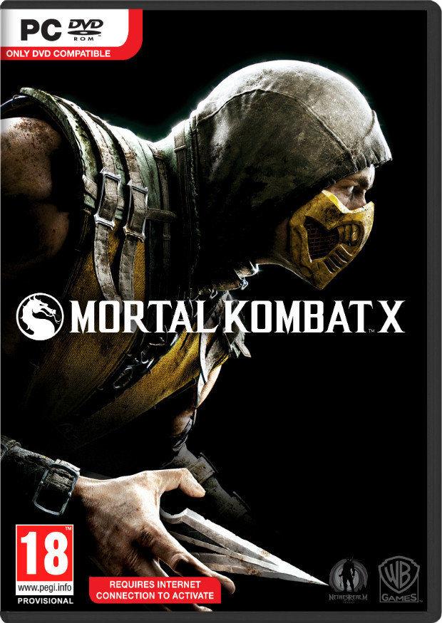 Mortal Kombat X (PC) PL klucz Steam