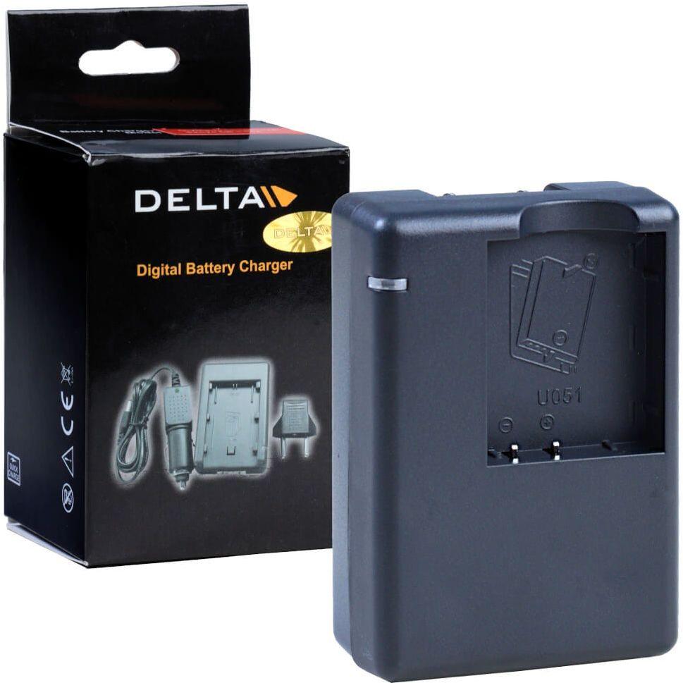 Ładowarka Delta U051 Panasonic CGA-S007, DMW-BCD10