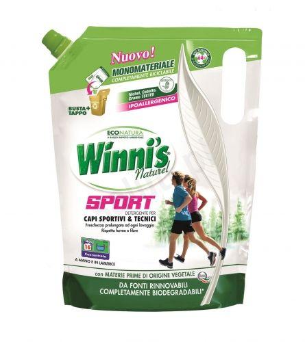 Winni''s Sport - Płyn do prania ubrań sportowych i tkanin sztucznych (800 ml)