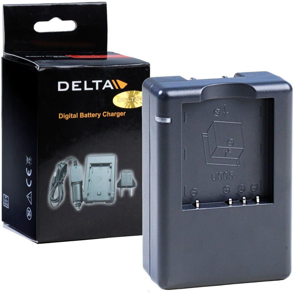 Ładowarka Delta do Samsung SLB-0837, SLB-0937