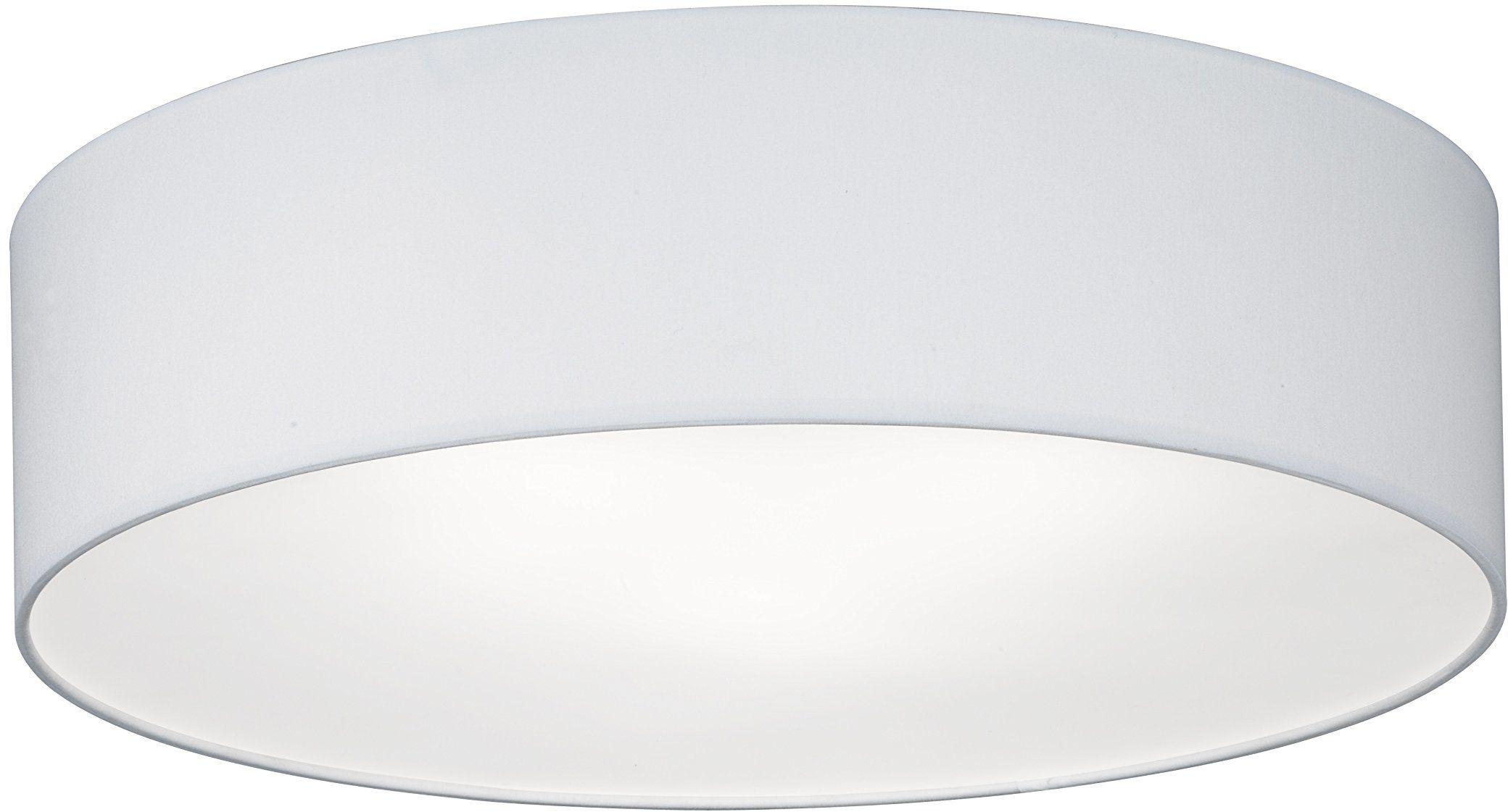 Fischer & Honsel lampa sufitowa, biała