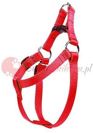 Chaba szelki taśma regulowane 40 czerwone