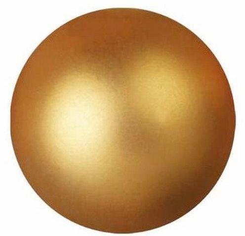 EUROPALMS Decoball, kule dekoracyjne, bombki 3,5cm, gold, metallic 48szt