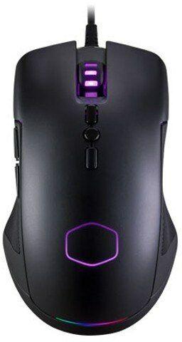 Cooler Master Mysz CM310 10000DPI RGB czarna