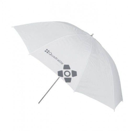 Quadralite parasolka rozpraszająca transparentna 120 cm