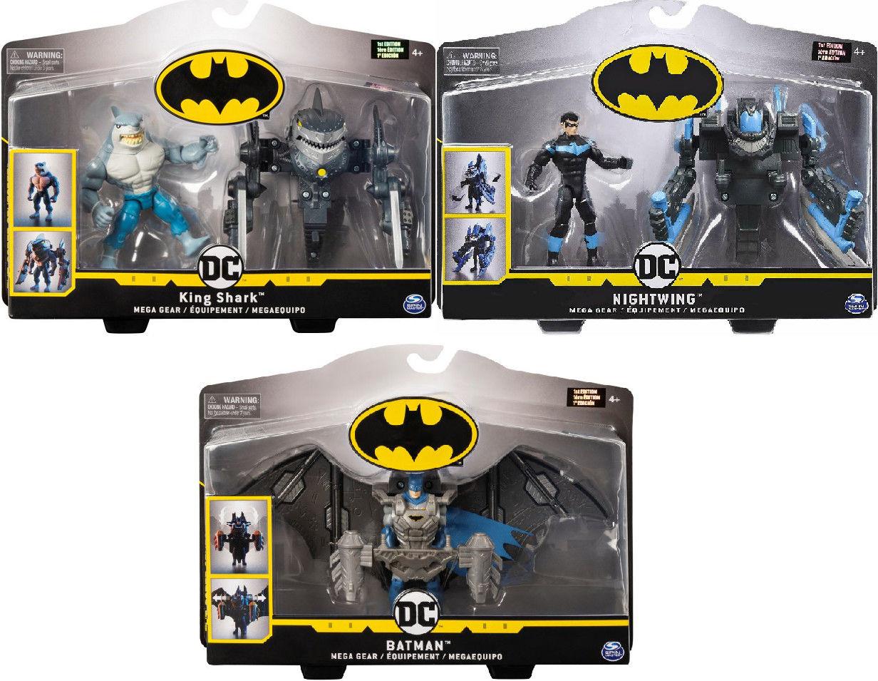 Spin Master - DC Batman Figurka Megatransformacja Batman 20122575