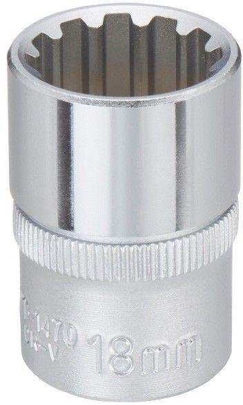 Nasadka spline Yato 1/2 18 x 38 mm