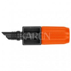 Micro-Drip-System - Regulowany kroplownik końcowy 10 szt - Gardena