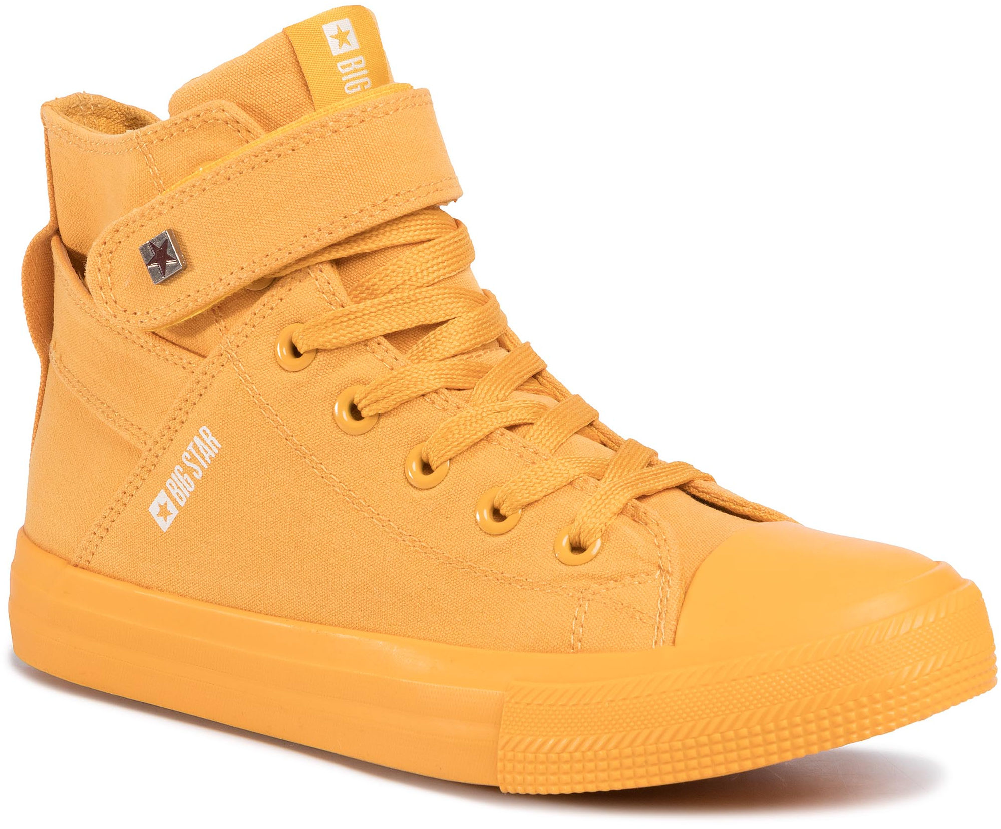 Trampki BIG STAR - FF274581 Yellow