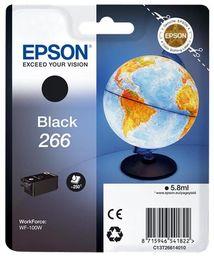 Tusz Oryginalny Epson T2661 WorkForce WF-100W Czarny