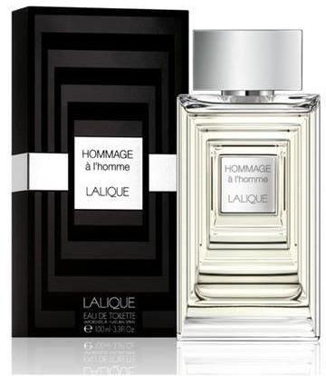 Lalique Hommage L''Homme Hommage A L''Homme woda toaletowa dla mężczyzn 50 ml