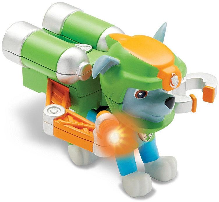 Psi Patrol - Figurka Akcji wodnej Rocky 20094528