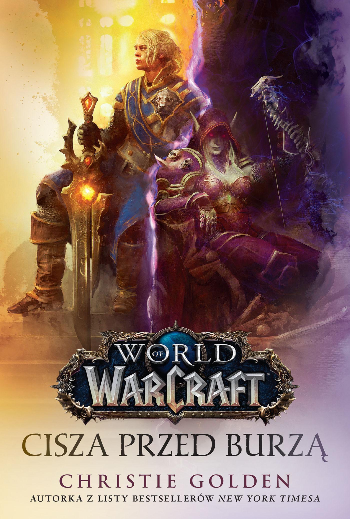 Wolrd of Warcraft: Cisza przed burzą - Christie Golden - ebook