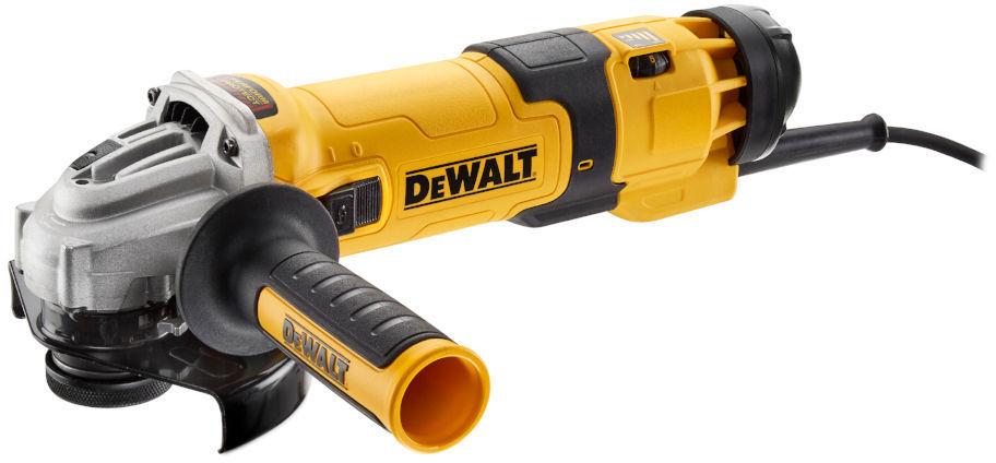 DWE4257 Szlifierka kątowa 125mm, 1500W