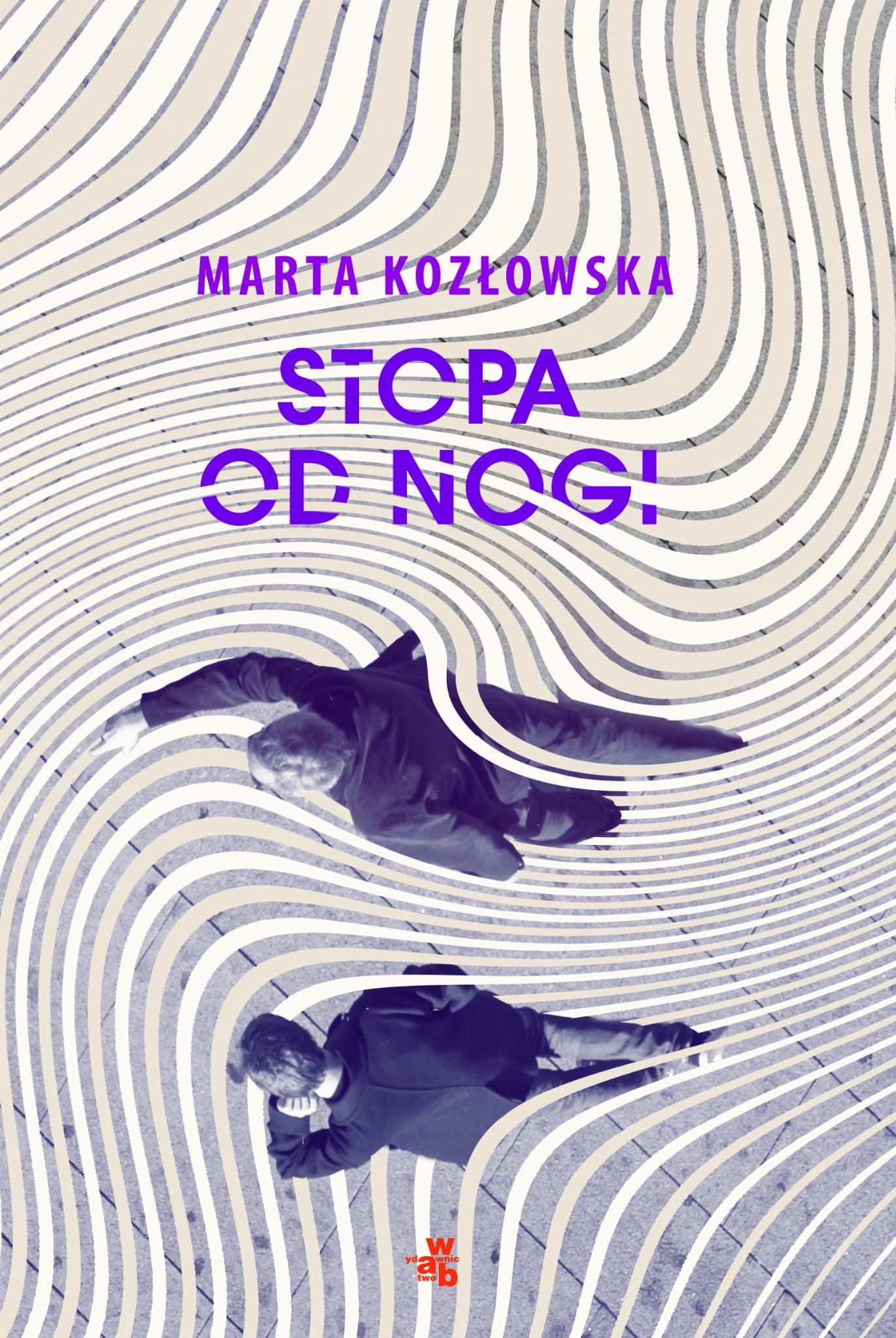 Stopa od nogi Marta Kozłowska