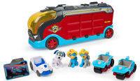 Psi Patrol Mighty Pups Transporter + pojazdy i figurki 20119879
