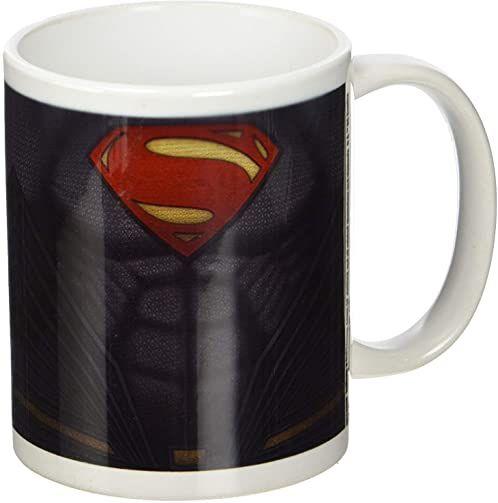 DC Comics ''Batman Vs Superman'' kubek na ciało Superman, ceramiczny, czarny