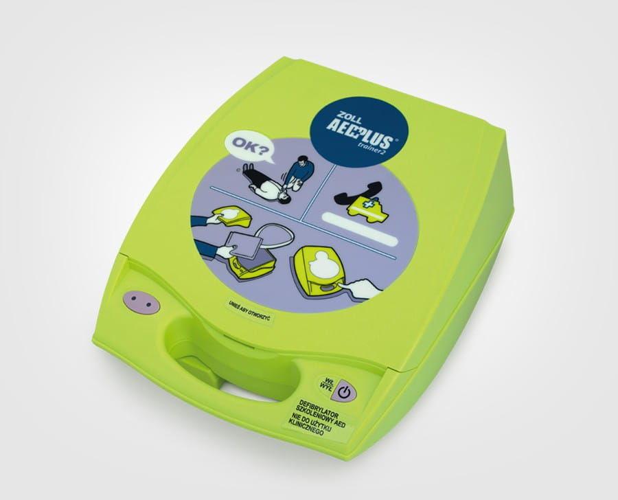 Defibrylator Zoll AED Plus Trainer II