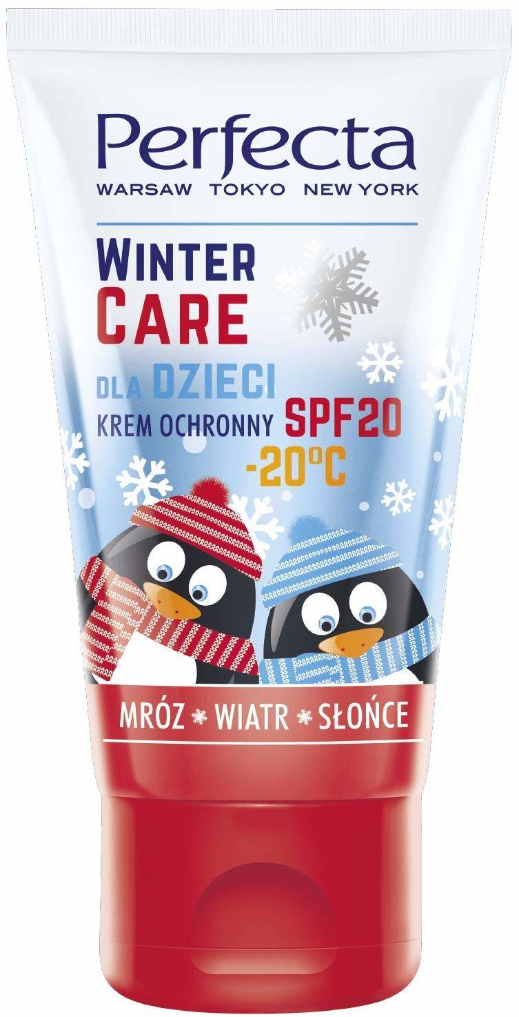 Perfecta Winter Care Krem ochronny dla dzieci SPF 20