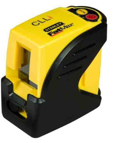 Zestaw laser krzyżowy FatMax CLLi + Zestaw STANLEY (ST-77-123)