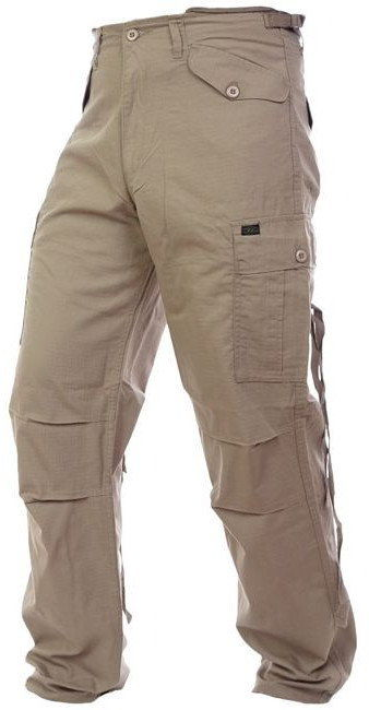 Highlander Spodnie M65 Rip-Stop Khaki
