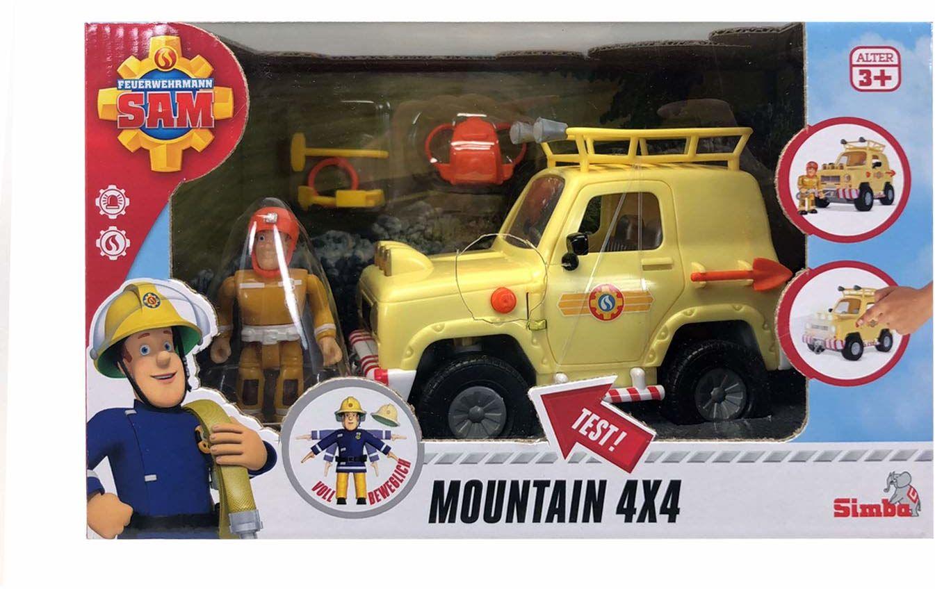 Simba 109251088038 Strażak Sam Jeep Ratunkowy 109251088038