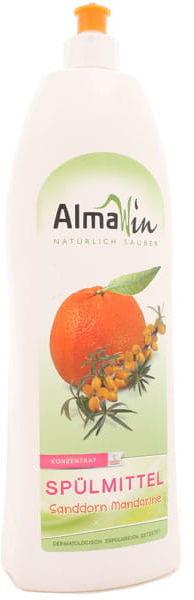 Płyn do naczyń rokitnikowo-mandarynkowy - AlmaWin - 1000ml