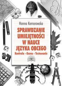 Sprawdzanie umiejętności w nauce języka obcego ZAKŁADKA DO KSIĄŻEK GRATIS DO KAŻDEGO ZAMÓWIENIA