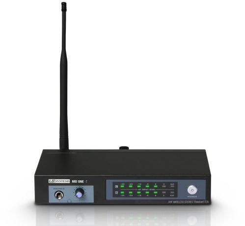LD Systems MEI ONE 3 T nadajnik do bezprzewodowego, dousznego systemu monitorowania LD MEI ONE3 864,900 MHz