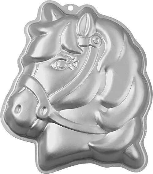 Wilton Foremka do pieczenia koń, dziecięce urodziny 3D