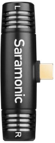 Saramonic SPMIC510 UC - mikrofon pojemnościowy stereo ze złączem USB typu C Saramonic SPMIC510 UC
