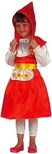 Carnival Toys  kostium czerwonego Kapturka, w kopercie IV żółty