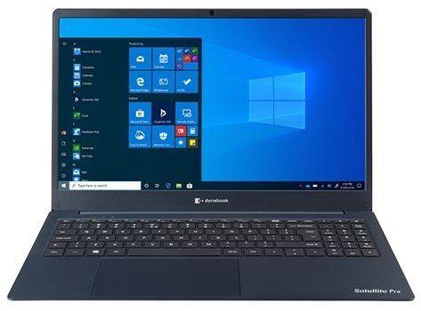 Toshiba Notebook Dynabook Satellite Pro C50-G-106 W10PRO Academic i3-10110U/8/256/Integr/15.6