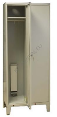 Sum 421 SUMW 0701030230 Szafa BHP z wentylacją i gniazdkiem do połączenia 3 szaf ciąg