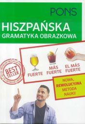 Gramatyka obrazkowa hiszpańska PONS ZAKŁADKA DO KSIĄŻEK GRATIS DO KAŻDEGO ZAMÓWIENIA