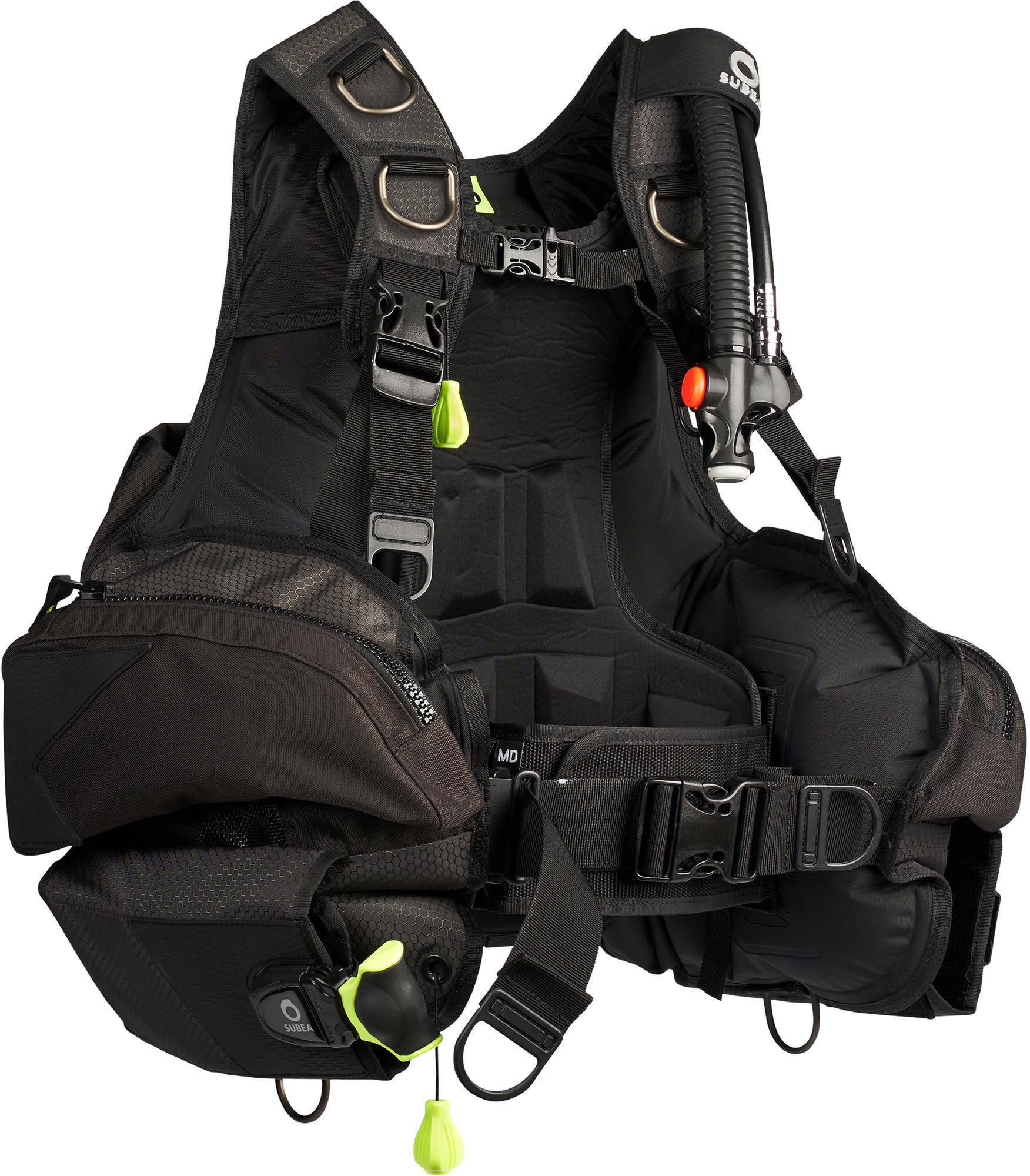 Jacket nurkowy klasyczny SCD 900