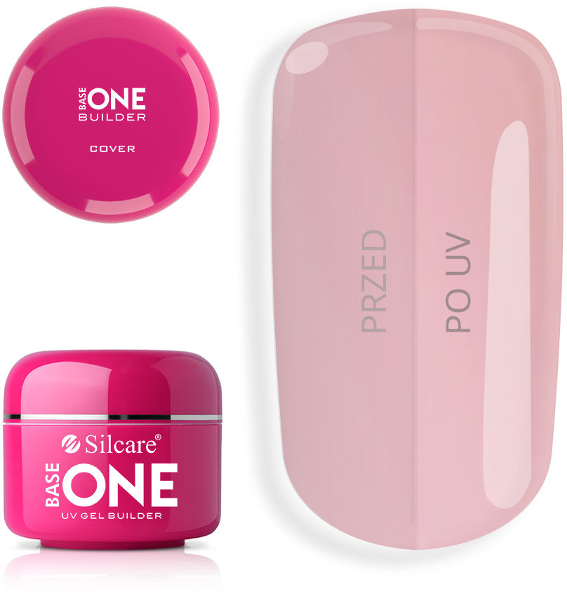 Base One Żel UV Cover 50 g