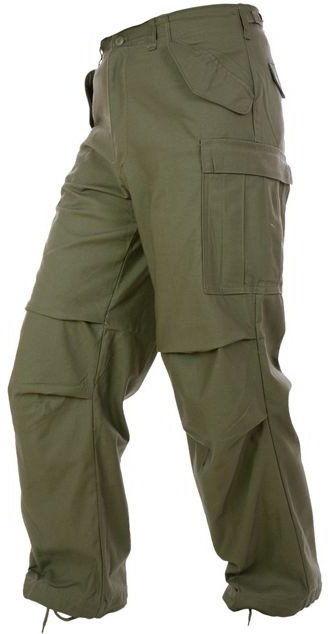 Teesar Spodnie M65 NYCO Olive