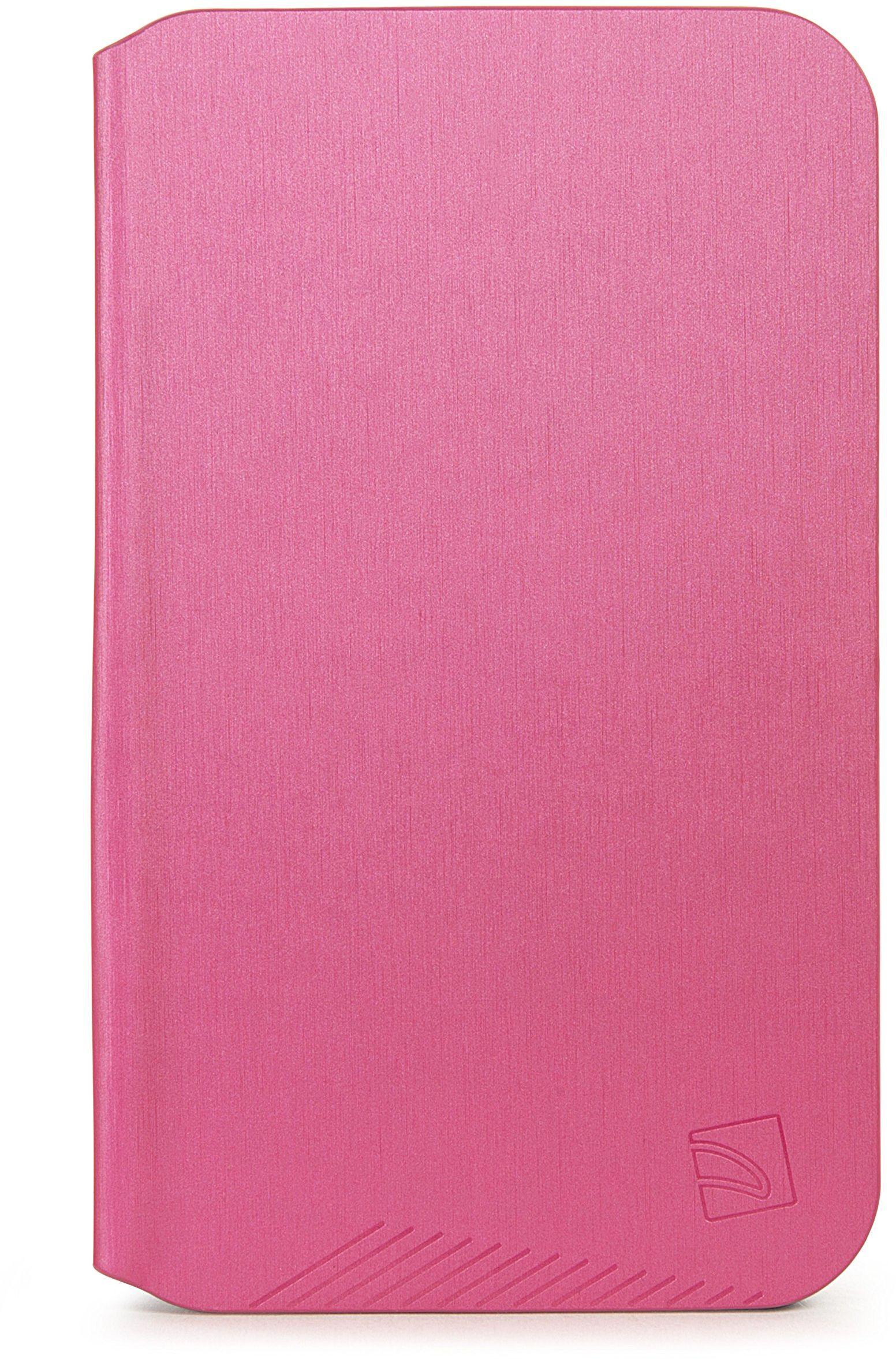 Tucano TAB-MS38-F sztuczna skóra pokrowiec ochronny do Samsung Tab3 20,3 cm (8 cali) różowy