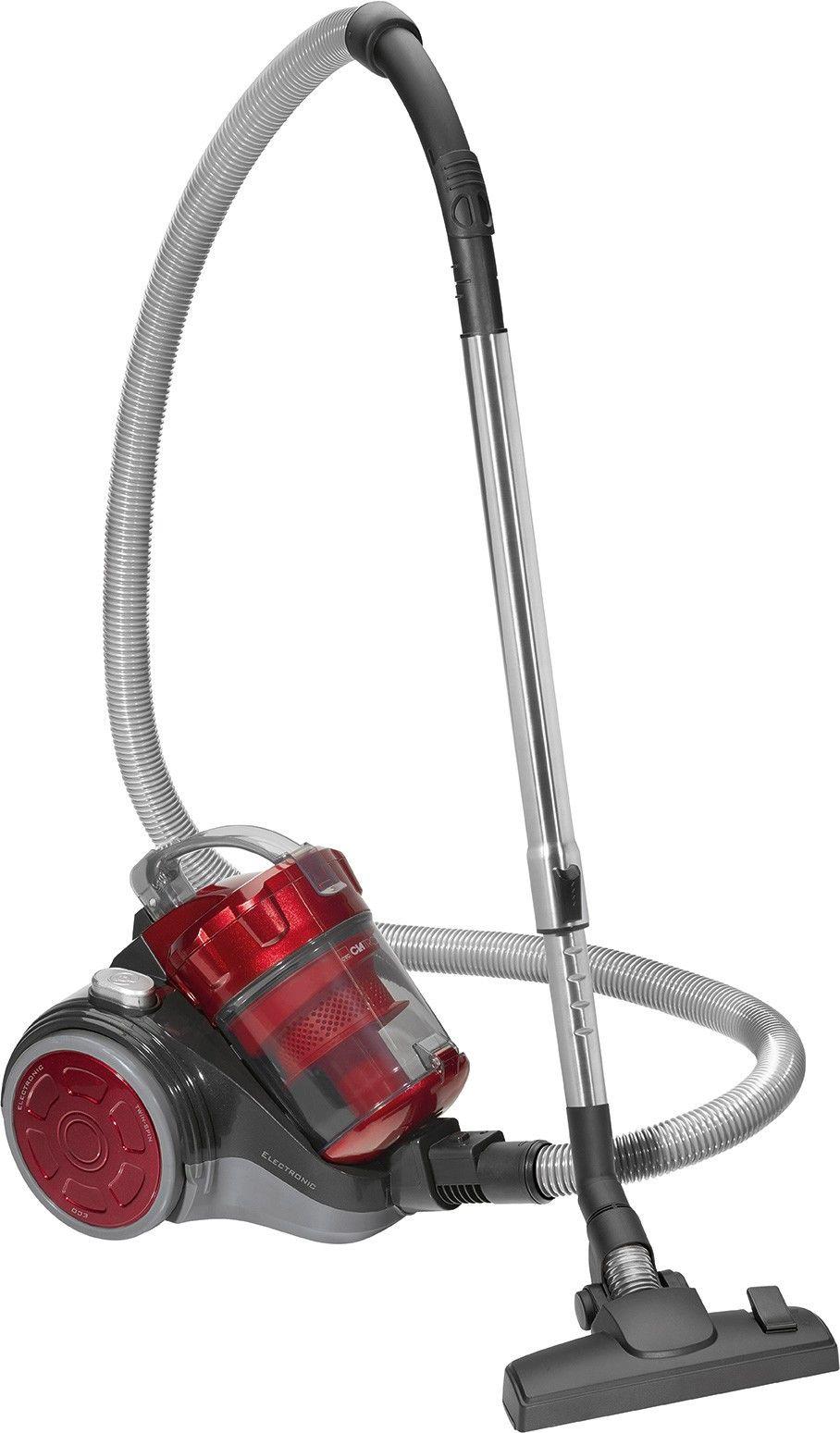 Odkurzacz bezworkowy Clatronic BS 1302 (czerwony)