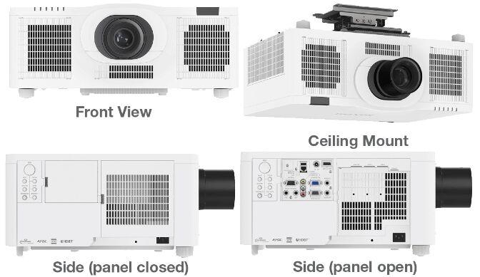 Projektor Hitachi/Maxell MP-WU8701 (bez obiektywu) + UCHWYTorazKABEL HDMI GRATIS !!! MOŻLIWOŚĆ NEGOCJACJI  Odbiór Salon WA-WA lub Kurier 24H. Zadzwoń i Zamów: 888-111-321 !!!
