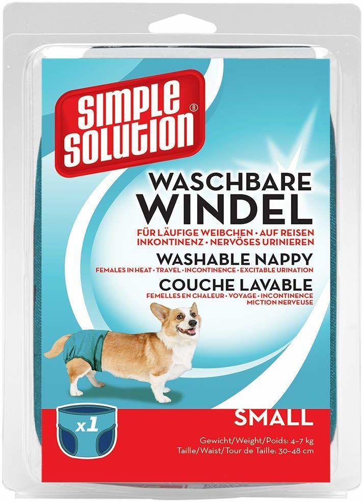 Simple Solution Pieluchy dla psów można prać S