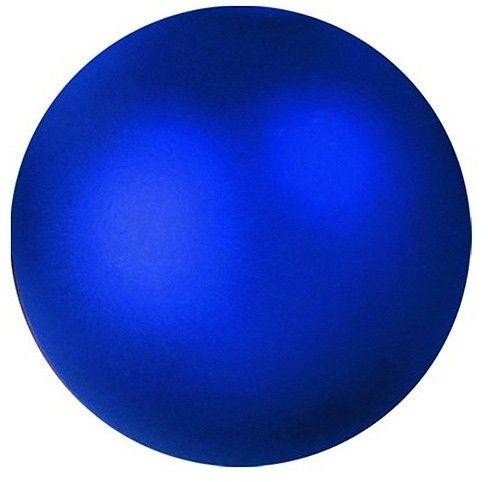EUROPALMS Deco Ball Dekoracyjne kule, bombki 3,5cm, dark blue, metallic 48szt