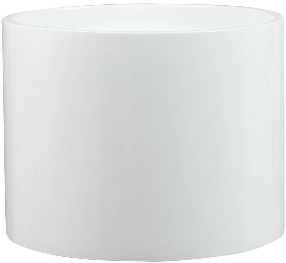 Donica z włókna szklanego D101A biały połysk